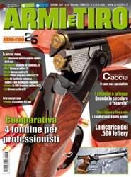 Armi E Tiro Magazine Cover
