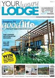 Your Luxury Lodge Magazine Cover