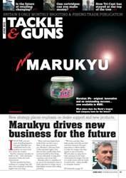 Tackle & Guns Magazine Cover