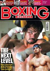 Boxing Monthly March 2011 issue Boxing Monthly March 2011