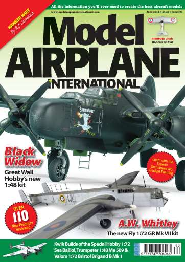 Model Airplane International Preview