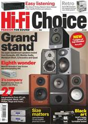 Hi-Fi Choice July 2012 issue Hi-Fi Choice July 2012