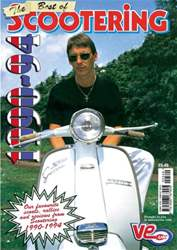 Scootering The best of 1990-94 issue Scootering The best of 1990-94