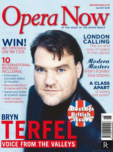 Opera Now Digital Issue