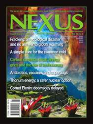 Nexus Magazine Magazine Cover