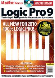 MusicTech Focus : Logic Pro 9 Magazine Cover