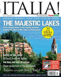 July 2012 The Majestic Lakes issue July 2012 The Majestic Lakes
