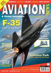 Aviation News incorporating JETS Magazine Magazine Cover