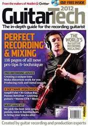 Guitar Tech 2012 issue Guitar Tech 2012