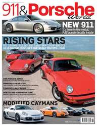 911 & Porsche World Magazine Cover