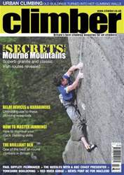Climber Jul12 issue Climber Jul12