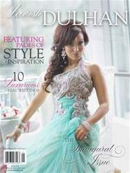 Lavish Dulhan Magazine Cover