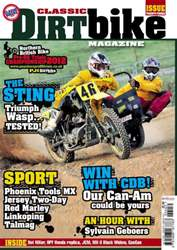 Classic Dirt Bike Issue #23 issue Classic Dirt Bike Issue #23