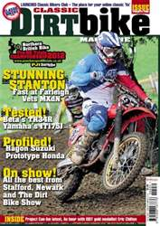Classic Dirt Bike Issue #22 issue Classic Dirt Bike Issue #22