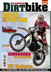 Classic Dirt Bike Issue #20 issue Classic Dirt Bike Issue #20