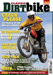 Classic Dirt Bike Issue #17 issue Classic Dirt Bike Issue #17