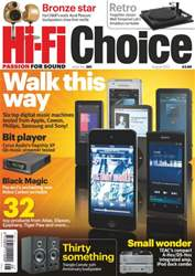 Hi-Fi Choice August 2012 issue Hi-Fi Choice August 2012