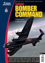 RAF Salute Bomber Command  issue RAF Salute Bomber Command