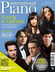 International Piano July  2012 issue International Piano July  2012