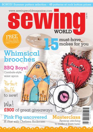 Sewing World Preview
