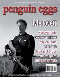 Penguin Eggs Magazine Cover