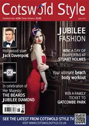 Cotswold Style June 2012 issue Cotswold Style June 2012