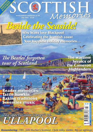 Scottish Memories Digital Issue