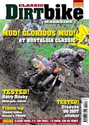Classic Dirt Bike Issue #13 issue Classic Dirt Bike Issue #13