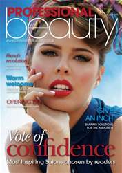 Professional Beauty July 2012 issue Professional Beauty July 2012
