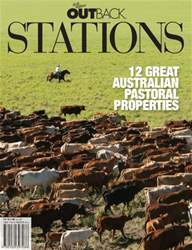 OUTBACK STATIONS 2012 issue OUTBACK STATIONS 2012