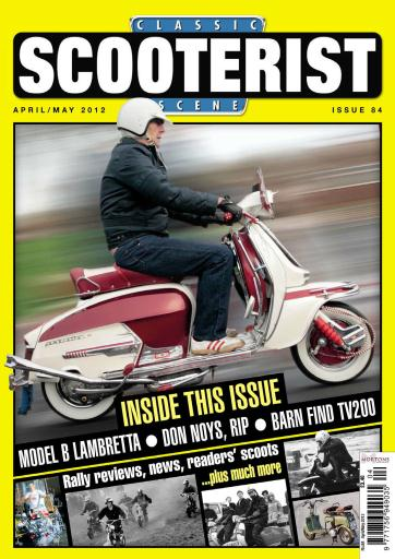 Classic Scooterist Digital Issue