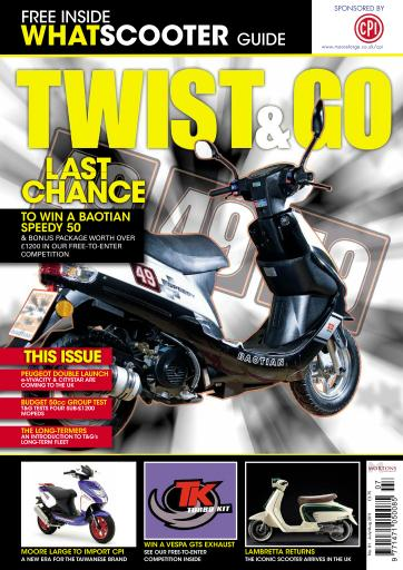 Twist & Go Digital Issue