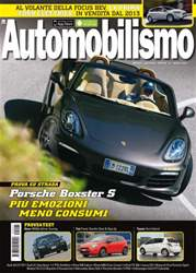 Automobilismo 7-2012 issue Automobilismo 7-2012