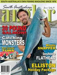 SA Angler Jun-July 2012 issue SA Angler Jun-July 2012