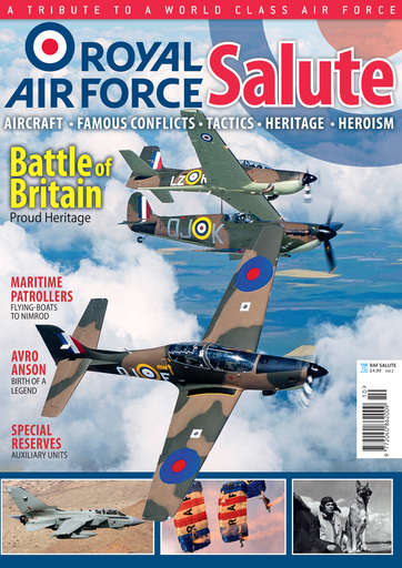 RAF Salute 2 Digital Issue