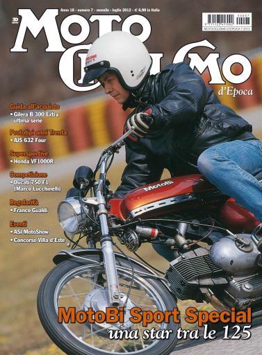 Motociclismo d'Epoca Preview