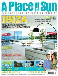 A Place In The Sun July 2012 issue A Place In The Sun July 2012
