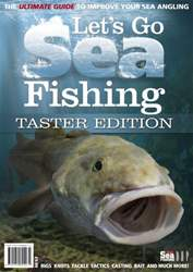 Lets Go Sea Fishing - TASTER issue Lets Go Sea Fishing - TASTER