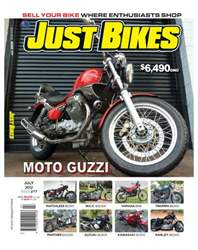 Just Bikes_277 July 2012 issue Just Bikes_277 July 2012