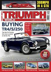 Triumph World Aug_Sept 2012 issue Triumph World Aug_Sept 2012