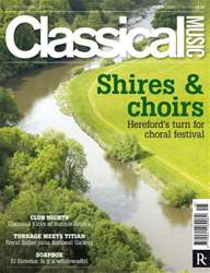 Classical Music 30 June 2012 issue Classical Music 30 June 2012