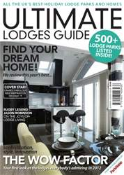 Ultimate Lodges Guide issue Ultimate Lodges Guide