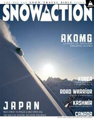 Snow Action 2012-13 Travel Bible issue Snow Action 2012-13 Travel Bible