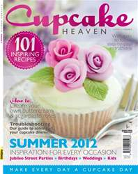 Cupcake Heaven Summer 2012 issue Cupcake Heaven Summer 2012