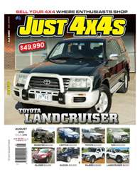 Just4x4 Aug12_issue 270 issue Just4x4 Aug12_issue 270