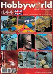 HobbyWorld English Magazine Cover