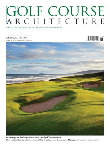 Golf Course Architecture Digital Issue