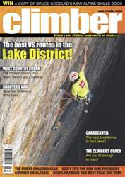 Climber Aug 12 issue Climber Aug 12