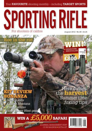 Sporting Rifle Preview