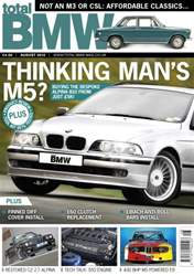 Total BMW August 2012 issue Total BMW August 2012